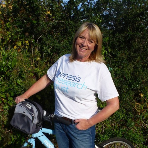 Fern Britton to cycle through Shropshire as part of challenge