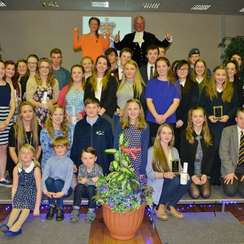 Prestigious High Sheriff award ceremony celebrates local young citizens!