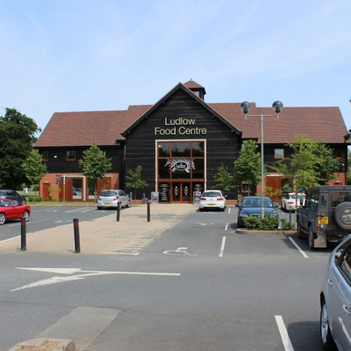 Ludlow Food Centre wins prestigious regional award