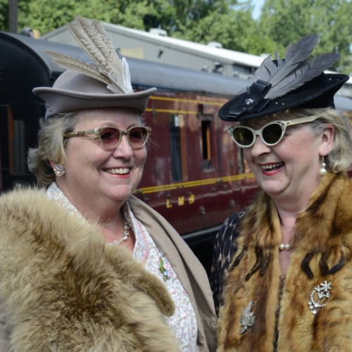 Severn Valley Railway to step back to 1940s wartime britain