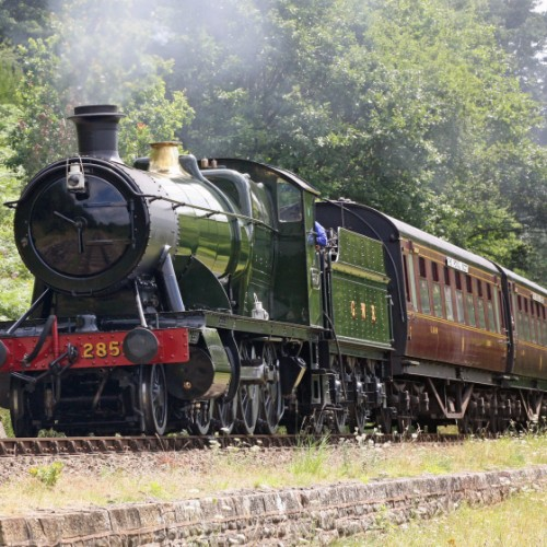 Severn Valley Railway to welcome Royal Visitor
