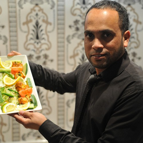 Café Saffron brings Indian tapas to Shropshire
