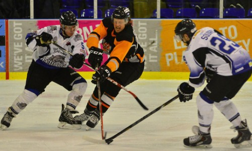 Tigers set for EPL play-off finals after beating Sheffield Steeldogs