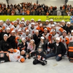 Telford Tigers have won the English Premier League title