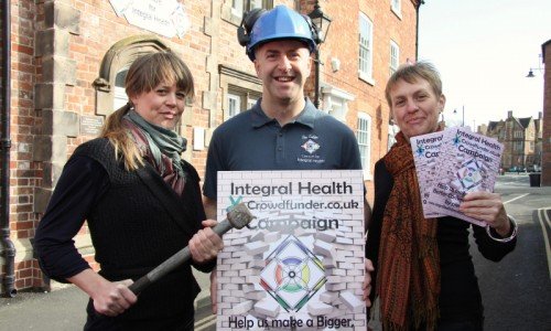 Shrewsbury health centre launches £5,000 crowdfunder campaign