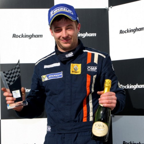 Great start to the season for Bridgnorth racing driver Andy Jordan