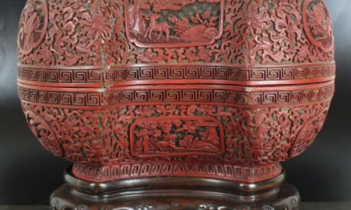 Asian art treasures waiting to be discovered in Shropshire says expert
