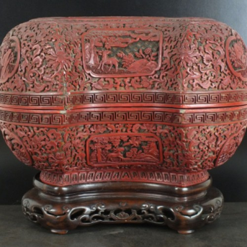 Chinese antiques discovered in Shropshire home valued at £11,000