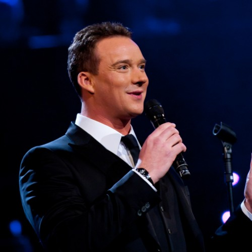 Russell Watson brings 'The Voice' to Oakengates Theatre