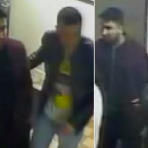 Police appeal to trace men wanted for car assault