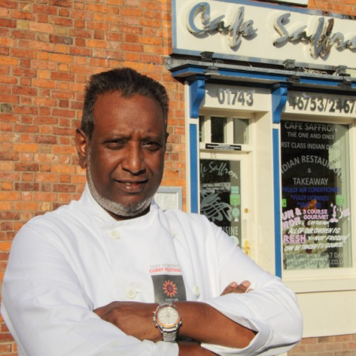 Café Saffron to hold dinner in aid of Nepal earthquake appeal