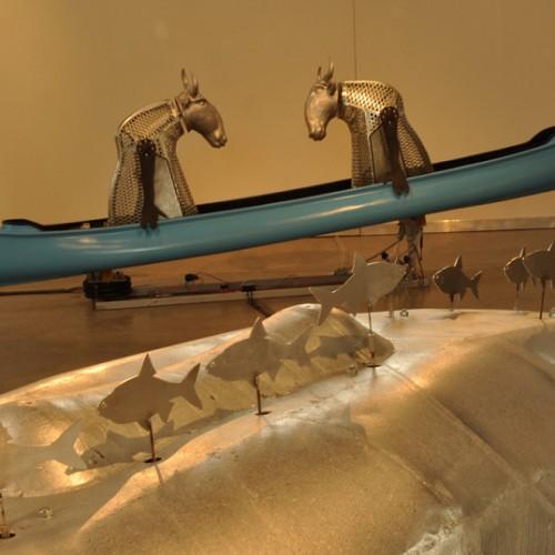 'Beastly Machines' exhbition comes to Shrewsbury Museum & Art Gallery