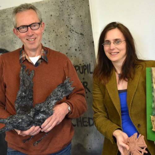 Art students to exhibit work at Shrewsbury exhibition space