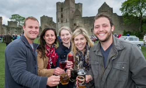 Thousands expected to attend Ludlow Spring Festival this weekend