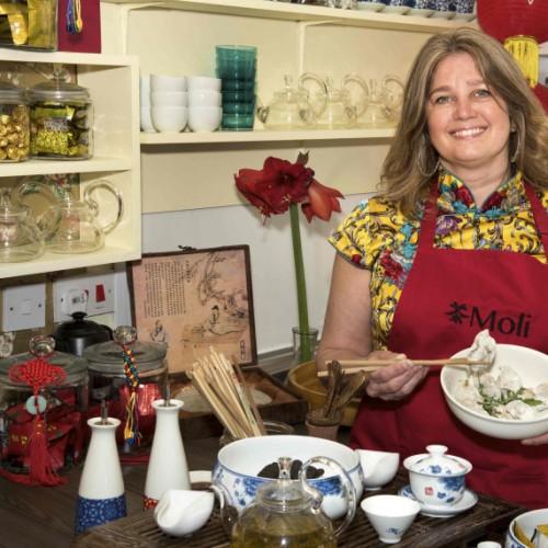 Chinese tea house opens in Shrewsbury