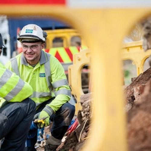 Water investigation work starts on Shrewsbury's Roman Road