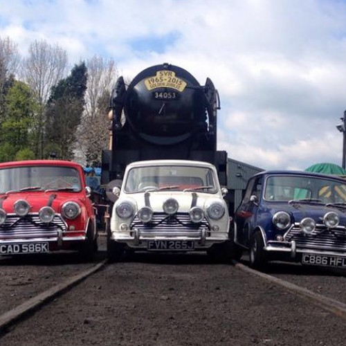 Step back to the 60s at Severn Valley Railway