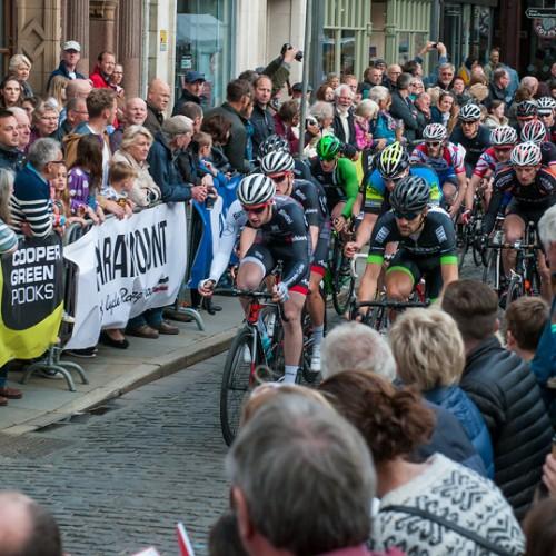 More than 150 riders take part in Shrewsbury Cycle Grand Prix