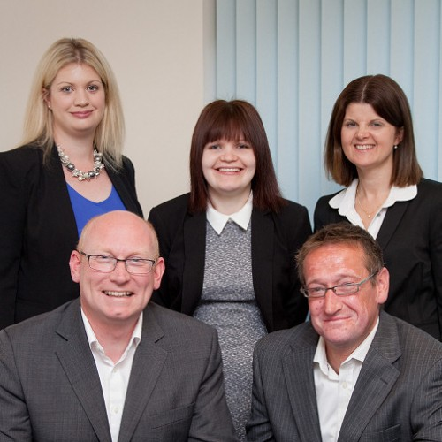 New recruits and promotion at andrews ritson