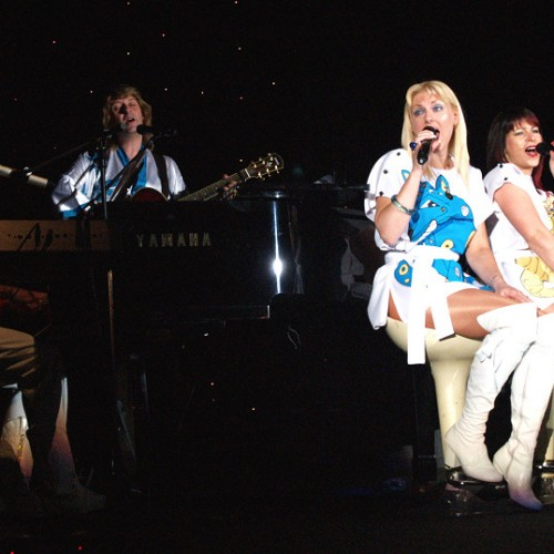 Respected Abba tribute band Arrival UK to perform at Theatre Severn