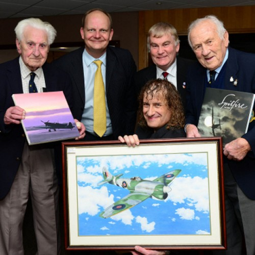 Battle of Britain anniversary to be marked at special event in Bridgnorth