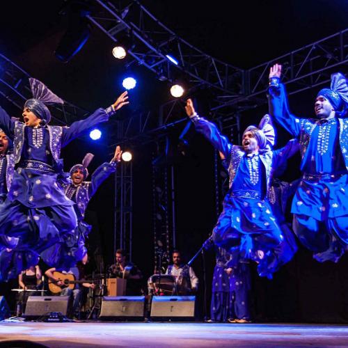 Shrewsbury Folk Festival announces £150,000 world dance and music programme