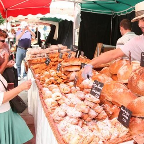French Market returns to Shrewsbury Square