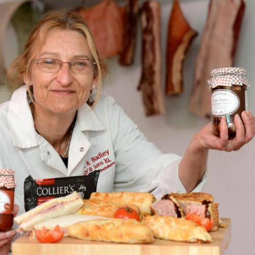 Telford butchers celebrates National Picnic Week