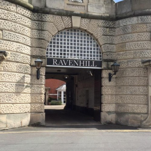 ITV drama scenes filmed at former Shrewsbury prison