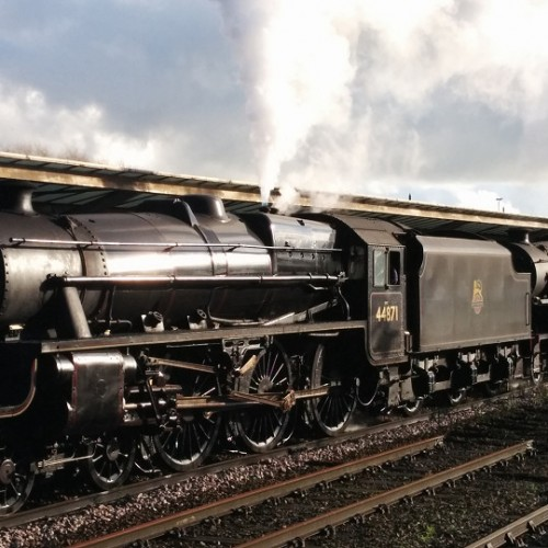 Discover Shrewsbury's railway heritage with a guided walk