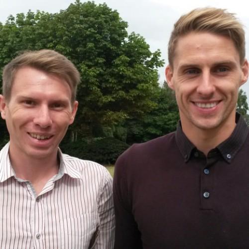 Footballer unveils Shrewsbury soft play centre plans