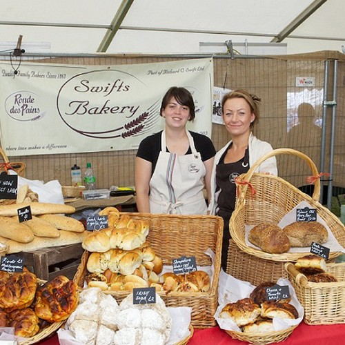 Local producers set to tempt taste buds at Cosford Food Festival