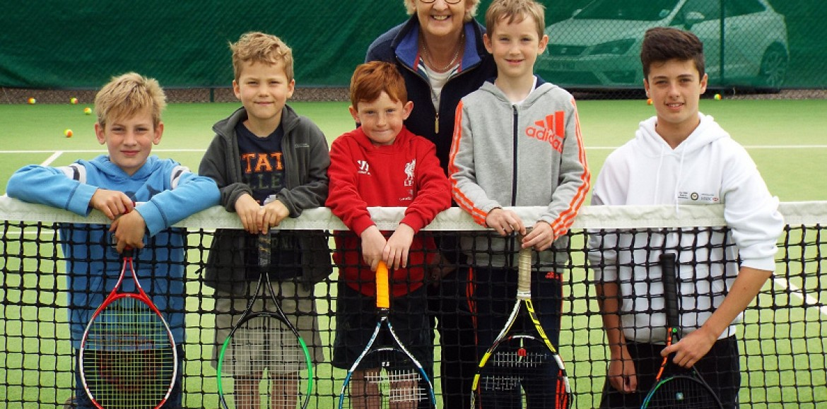 Give tennis a go as sport's popularity continues to rise