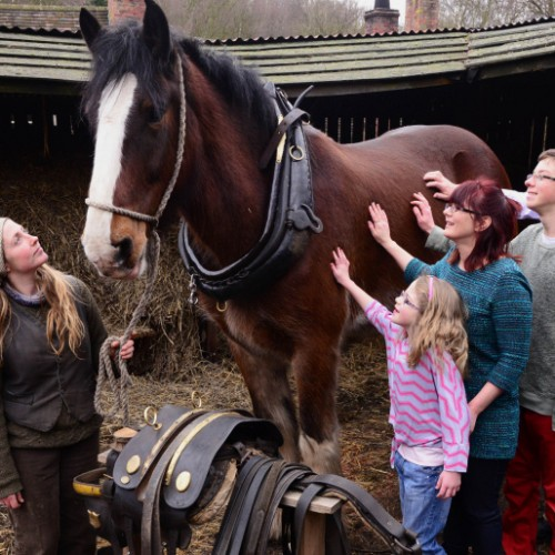 First Traditional Country Fair at Blists Hill Victorian Town
