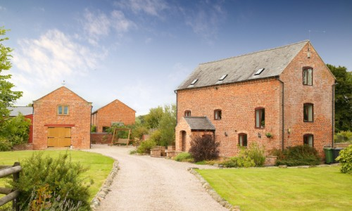 North Shropshire barn conversion to star on Escape to the Country