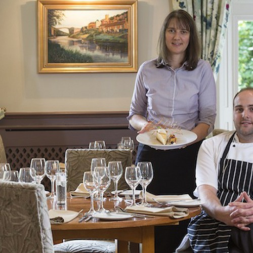Revamped Shropshire restaurant launches with a generous dash of history on its menu
