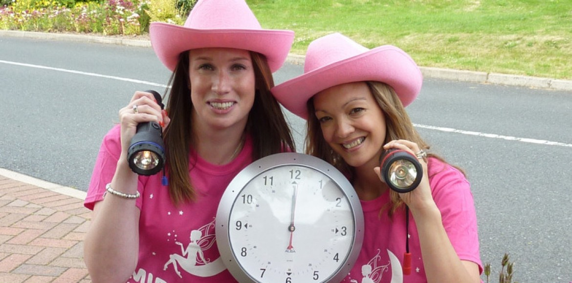 Fun-loving ladies encouraged to step out in support of Severn Hospice