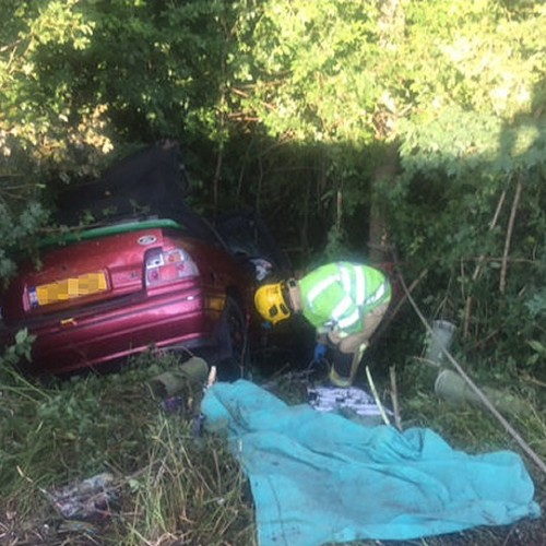 Driver injured following crash on A49 near Dorrington