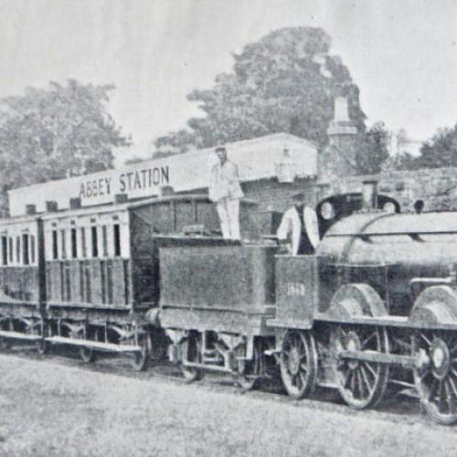 Open Day at Historic Shrewsbury Train Station