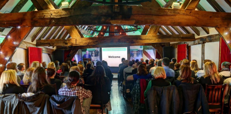 Shrewsbury venue proving popular for business events