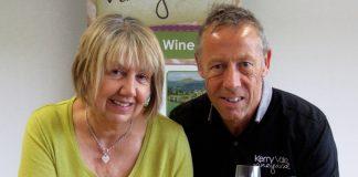 Kerryvale owners June & Geoff Ferguson