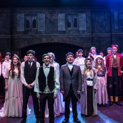 Opportunity for young Musical Theatre enthusiasts to take part in Les Miserables