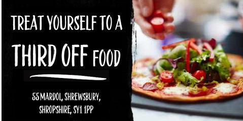 Pizzaexpress Shrewsbury Celebrates New Look With Special