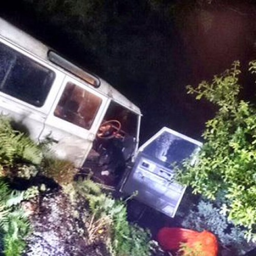 Late night off-roader rescued from near the summit of the Wrekin