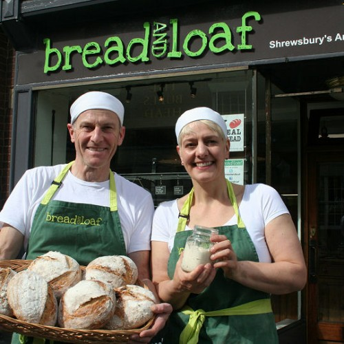 Shrewsbury artisan bakery issues challenge for 'Sourdough September'