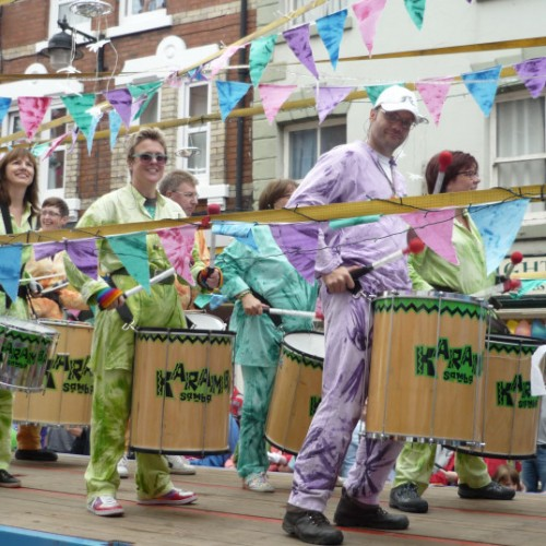 Music, dance and entertainment at Wem Carnival this Saturday