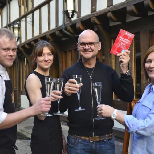 Henry Tudor House picks up Michelin accolade