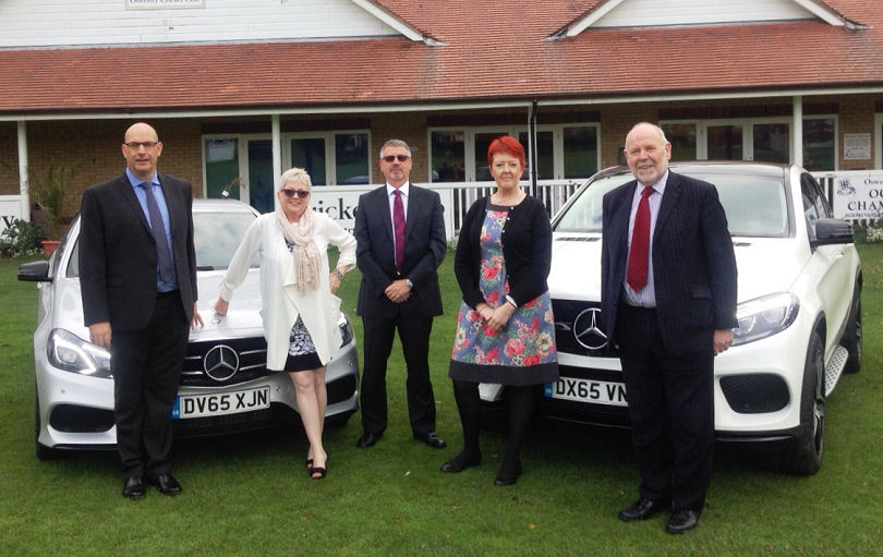 Mercedes Benz Shrewsbury Dealership Will Showcase The E220 Mercedes  BlueTECH AMG Night Edition And GLE