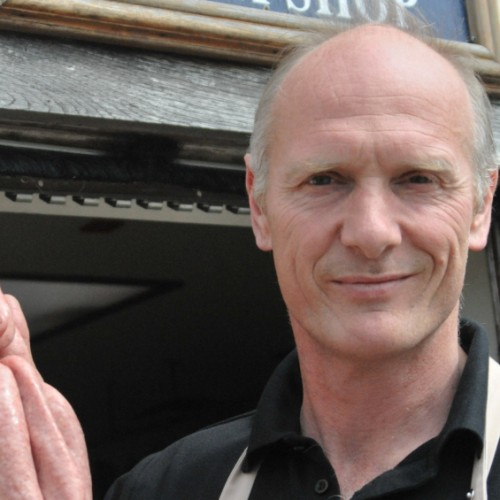 Tasty title for Shropshire sausages