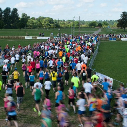 New organisers for 2016 Nuffield Health Shrewsbury Half Marathon